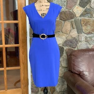 H&H blue dress size 12